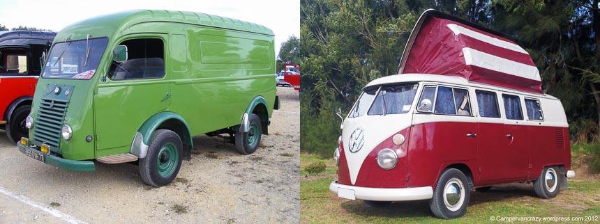 Renault en VW bus