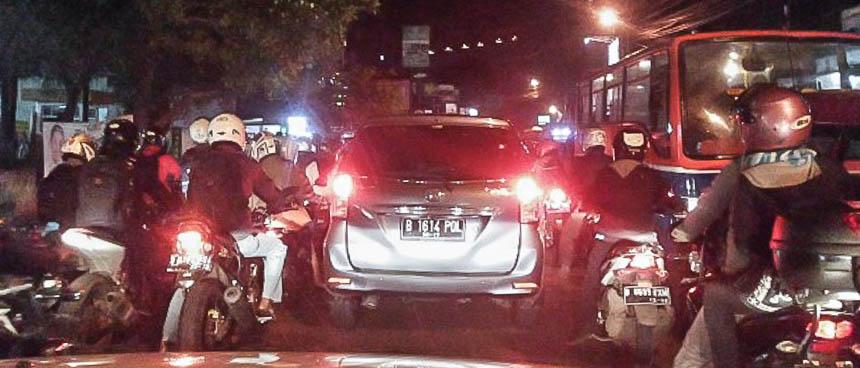 FS Verkeer Indonesie