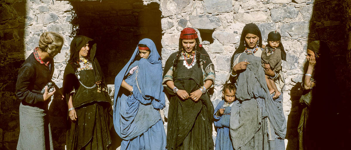 Maroccan Ladies